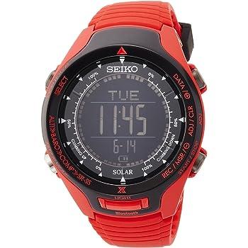 [セイコーウォッチ] 腕時計 プロスペックス ALPINIST 三浦スペシャル Bluetooth通信機能 ソーラー ハードレックス SBEL007