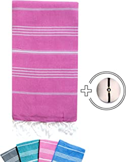 Best turkish towels for beach Reviews