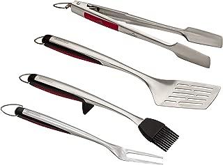 Char-Broil 4 Piece Comfort Grip Tool Set