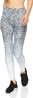 Dharma Bums Women's Jungle Cat Ombre High Waist Printed  Legging - Full Length