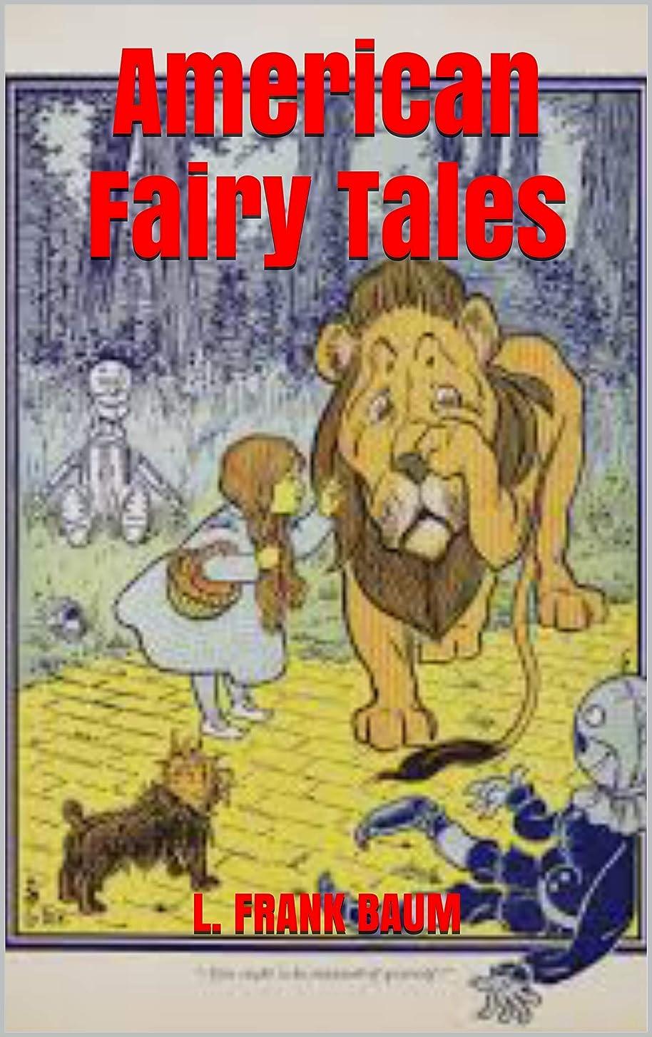 上院議員他のバンドでスクランブルAmerican Fairy Tales (English Edition)