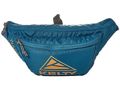 Kelty Warbler (Lyons Blue/Golden Oak) Backpack Bags