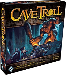 Cave Troll Board Game
