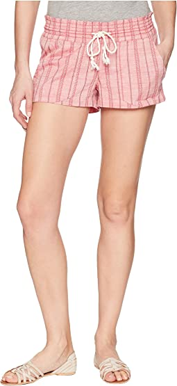 Roxy Oceanside Shorts Yarn-Dye
