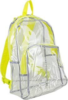 Best clear yellow backpack Reviews