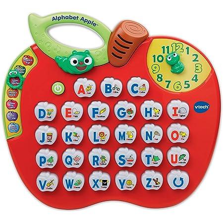 VTech Alphabet Apple,Red