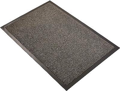 William Armes 3567801, Dandy Clean Barrier Scraper Rug, Charcoal, 60 x 40, Polypropylene