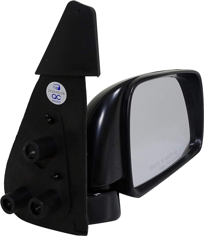 Dorman 955-450 Super intense SALE Passenger Side Manual Toyo Mirror for Door Select In a popularity
