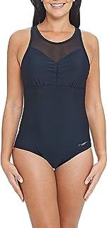 Zoggs Women's Marengo Mesh Clip Back Swimsuit