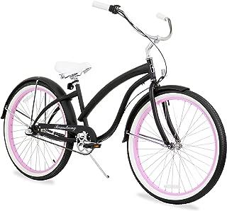 Bella Women's Beach Cruiser Bicycle