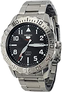 Seiko Sport 5 Stainless Steel Automatic Men's Watch SRP753J