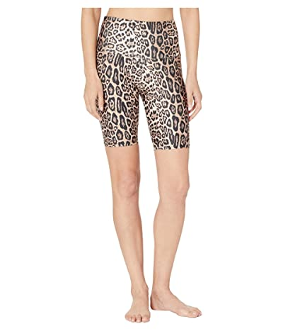 Onzie Biker Shorts (Leopard) Women
