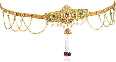 Sukkhi Belly Chains for Women (Golden) (KB71865GLDPJ092017)