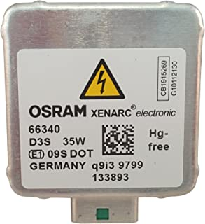 OEM 66340 OSRAM D3S Xenon HID Headlight Bulb