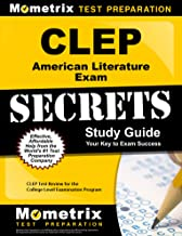 CLEP American Literature Exam Secrets Study Guide: CLEP Test Review for the College Level Examination Program