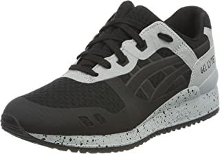 Asics Tiger GEL-Lyte III NS [H7X4N-9090] Men Casual Shoes Black/Grey / 23.0 CM