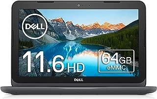 Dell ノートパソコン Inspiron 11 3180 AMD-A6 グレー 20Q11G/Win10 S/11.6HD/4GB/64GB eMMC