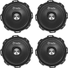 "$164 » (4) American Bass Godfather 6.5"" 600w Open Back Midrange Car Speakers GF 6.5MR"