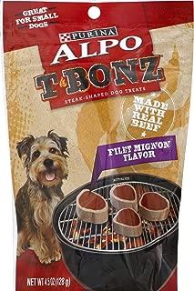 Alpo TBonz Filet Mignon Flavor Steak-Shaped Dog Treats Filet Mignon Flavor