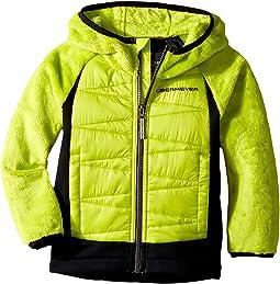 Obermeyer Kids - Gamma Hybrid Insulator Jacket (Toddler/Little Kids/Big Kids)