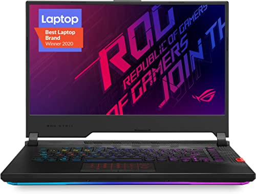 "discount ASUS online ROG Strix Scar 15 Gaming Laptop, 240Hz 15.6"" FHD 3ms IPS, Intel Core i7-10875H CPU, NVIDIA GeForce 2021 RTX 2070 Super, 16GB DDR4, 1TB PCIe SSD, Per-Key RGB, Wi-Fi 6, Windows 10, G532LWS-DS76 online"