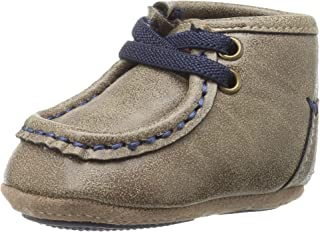 M&F Western Kids Baby Boy's Smith (Infant/Toddler) Brown/Navy 4 Toddler