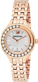 Swarovski Lovely Crystals Mini Rose Gold Tone Ladies Watch 5261496