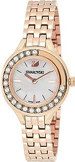 Swarovski Lovely Crystals Mini Rose Gold Tone Ladies Watch 5261496, Analog Display