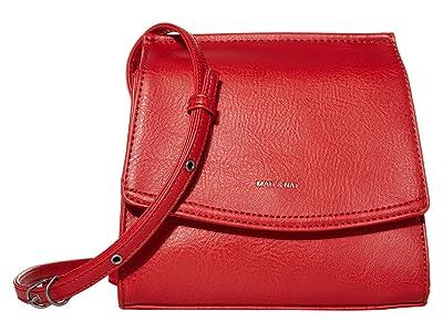 Matt & Nat Erika Dwell (Red) Handbags