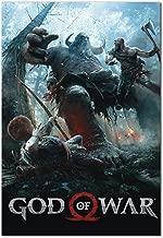 Printing Pira - God of War PS4 Poster 2018 (24x36)