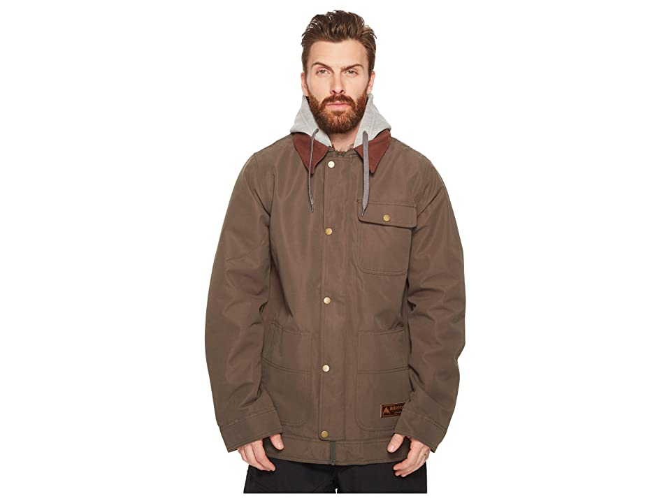 Burton Dunmore Jacket (Forest Night) Men