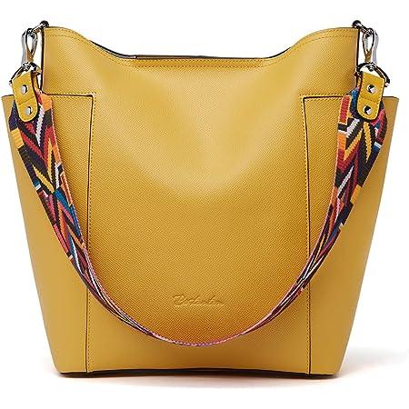 BOSTANTEN Leder Damen Handtasche Schultertasche Umhängetasche Designer Hobo Taschen