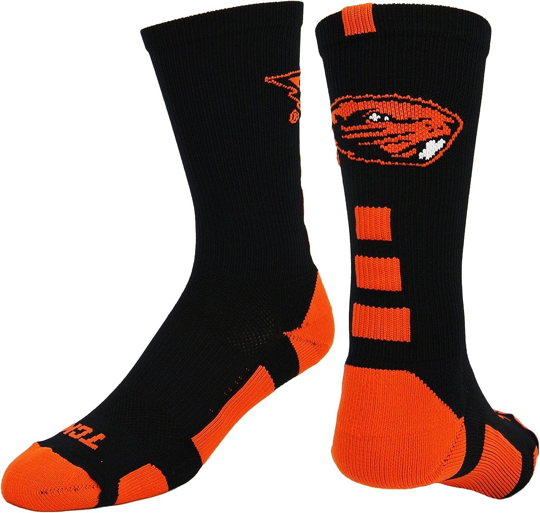 New product TCK Oregon State National products Beavers Baseline Crew Socks