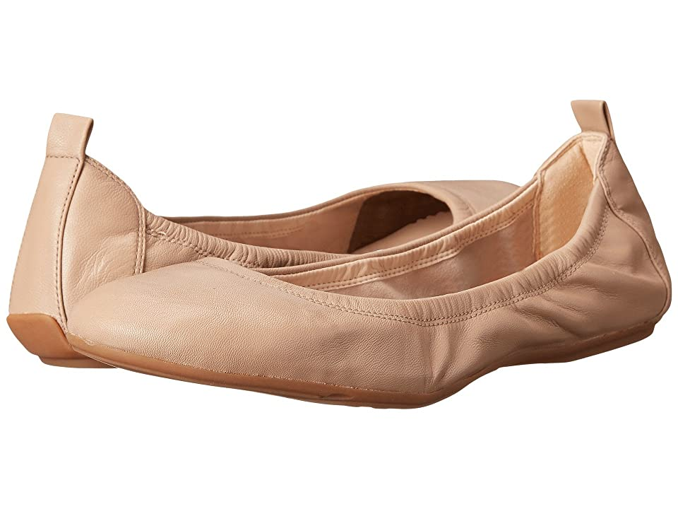 Cole Haan Jenni Ballet II (Maple Sugar Leather) Women