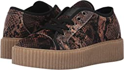 MM6 Maison Margiela - Velvet Creeper Low Top