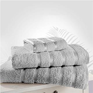 GC GAVENO CAVAILIA Premium 100% Combed Cotton Bath Sheets Set, Super Soft and Highly Absorbent Bathroom Towels, Kensingto...