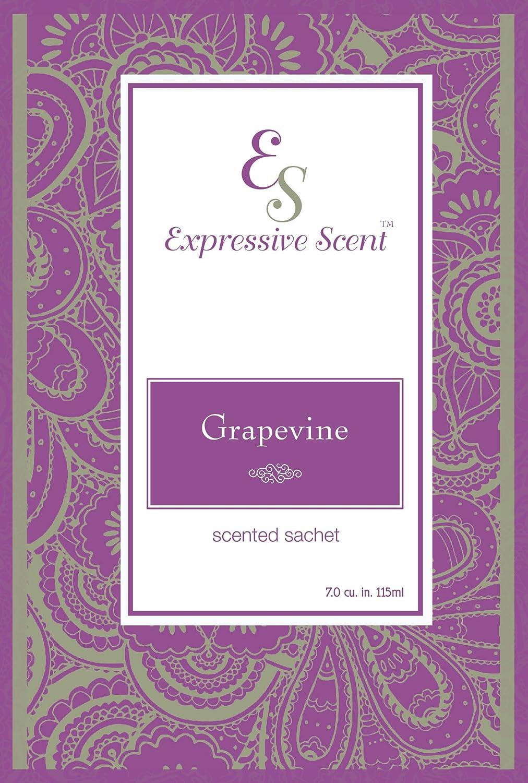 Großer Duftbeutel 6 Grapevine KuGrün ausdrucksstarke Duft B0091IF93U | Hochwertige Materialien