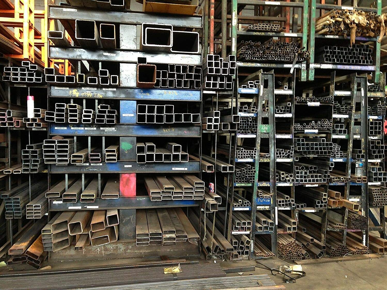 1 PIECE of Steel Rectangular Tube Our shop most popular 1