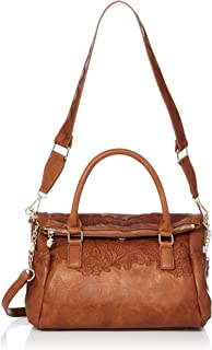 Desigual 20SAXPBQ bols melody loverty - Borsa da donna, colore: marrone