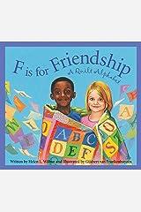 F is for Friendship: A Quilt Alphabet (Sleeping Bear Alphabets) Kindle Edition