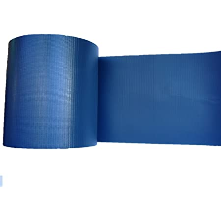 Sichtschutz aus PVC Sichtschutzstreifen für Doppelstabmattenzaun Anthrazit NEU