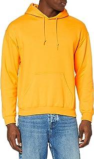 Gildan Heavyweight Hooded Sweatshirt Felpa Uomo