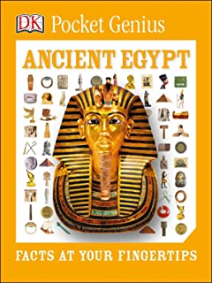 Pocket Genius: Ancient Egypt: Facts at Your Fingertips