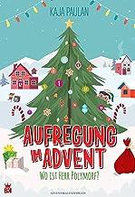 Aufregung im Advent - Wo ist Herr Polymorf?: Adventskalenderbuch (German Edition)