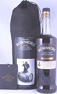 Bowmore 1997 16 Years 1st Edition Hand-Filled Limited Bottling Islay Single Malt Scotch Whisky Cask 23 in Natural Cask Strength 55,5% Vol. - eine von 600 Flaschen