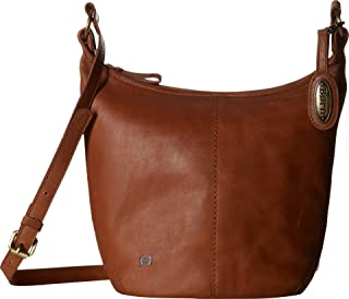 Women's Plymouth Distressed Bucket Hobo