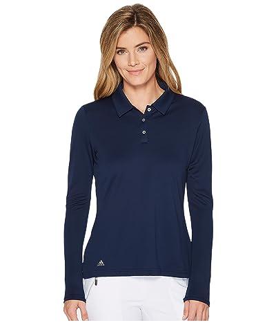 adidas Golf Performance Long Sleeve Polo