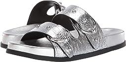 Silver Metallic PU