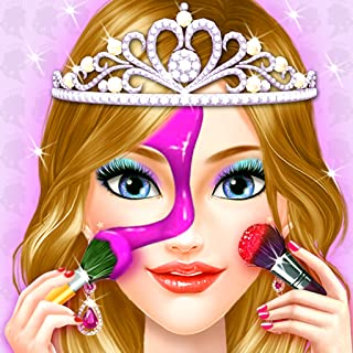 Princess Beauty Salon Girl Games