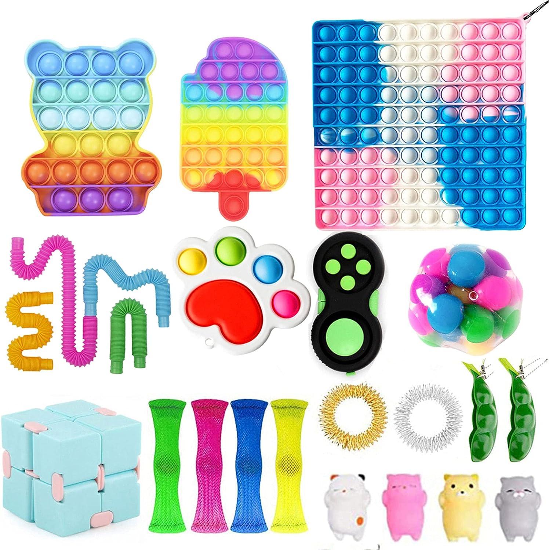 Honadar Children Decompression Toys Set Louisville-Jefferson County Mall Stress Press Japan Maker New Type Relie